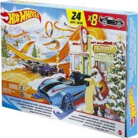 Mattel Hot Wheels Advent Calendar 2021 (GTD78)