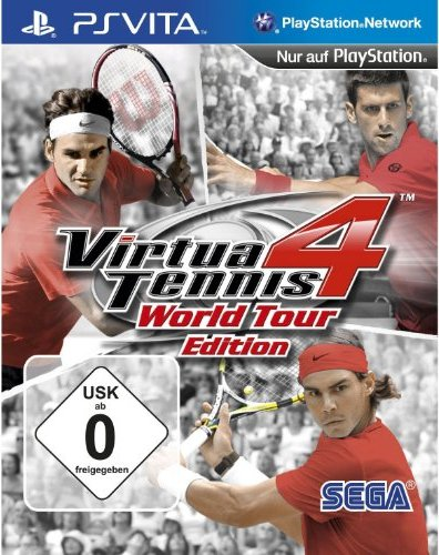 Virtua tennis 4 (German) (PSVita) -- via Amazon Partnerprogramm