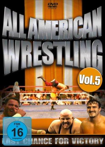 All American Wrestling Vol. 5 -- via Amazon Partnerprogramm