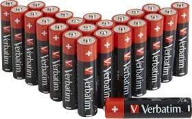 Verbatim Alkaline Mignon AA, 24-pack (49505)