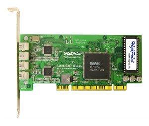 HighPoint RocketRAID 1544 port szeregowy ATA 4 externe SATA RAID Kanały, retail (ROCKET RAID 1544)