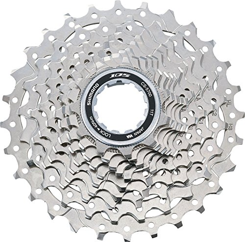 Shimano 105 5700 cassette (CS-5700) -- via Amazon Partnerprogramm