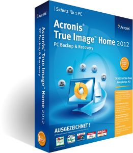 Acronis: True Image Home 2012 Family Pack, 3 User (deutsch) (PC) (TIHRXWDES)