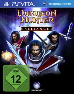Dungeon Hunter: Alliance (German) (PSVita)