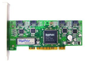 HighPoint RocketRAID 1640, PCI