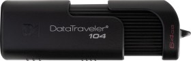 Kingston DataTraveler 104 64GB, USB-A 2.0 (DT104/64GB)