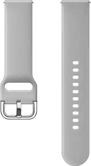 Samsung Sport Band 20mm für die Galaxy Watch Active grau (ET-SFR50MJEGWW)