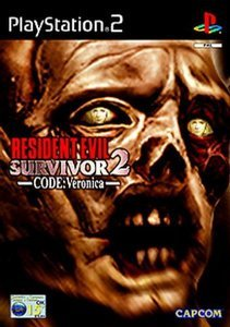 Resident Evil: Survivor 2 - Code Veronica (German) (PS2)
