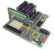 Adaptec ARO-1130U2 RAID port III Card, PCI, kit (RAID extension set for onboard Adaptec SCSI controller)