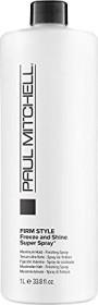 Paul Mitchell freeze and Shine Super spray Finishing hair spray, 1000ml