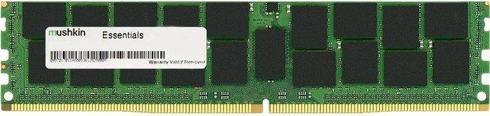 Mushkin Essentials DIMM 16GB, DDR4-2666, CL19-19-19-43 (MES4U266KF16G)