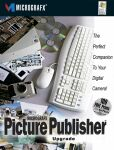 Micrografx: Picture Publisher 10.0 Professional Update (PC) (PP1FU10GER)