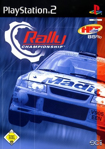 Rally Championship (niemiecki) (PS2) -- via Amazon Partnerprogramm