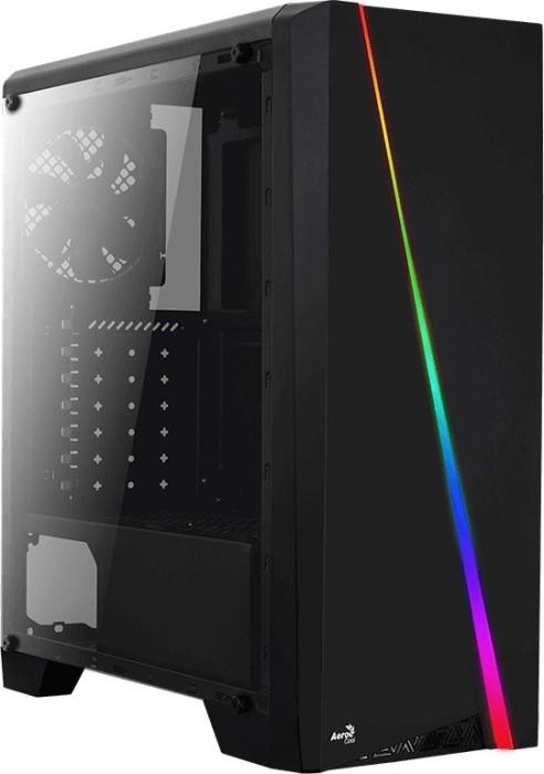 AeroCool Cylon schwarz, Acrylfenster (ACCM-PV10012.11)