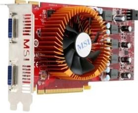 MSI R4850-2D512-OC, Radeon HD 4850, 512MB DDR3, 2x DVI (V153-005R)