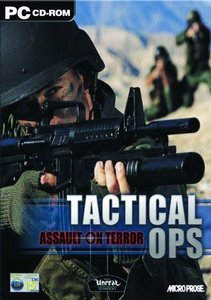 Tactical Ops (niemiecki) (PC)