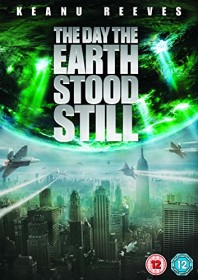 The Day The Earth Stood Still (Remake) (DVD) (UK)