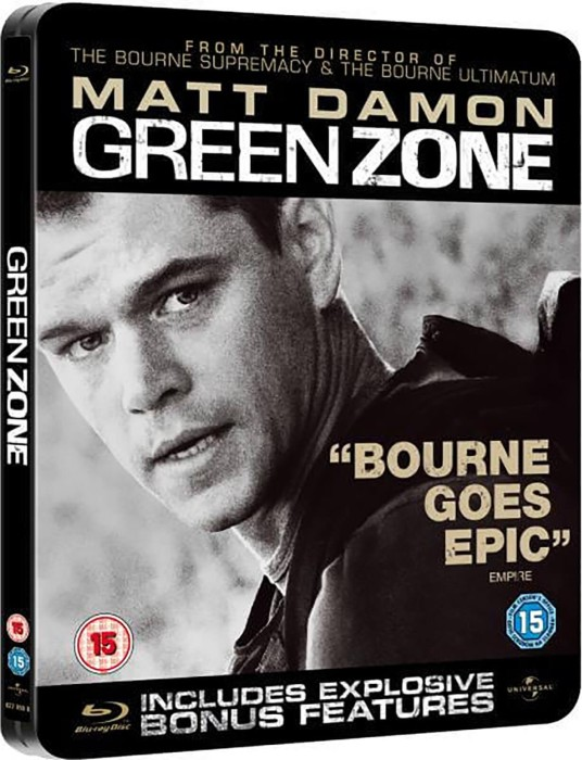 Green Zone (Special Editions) (Blu-ray) (UK) -- via Amazon Partnerprogramm