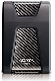 ADATA HD650 schwarz 500GB, USB 3.0 Micro-B (AHD650-500GU3-CBK)