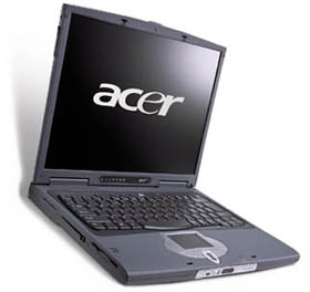 Acer TravelMate 613TXV Win2k