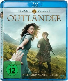 Outlander Season 1 Volume 1 (Blu-ray)