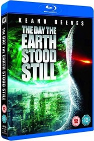 The Day The Earth Stood Still (Remake) (Blu-ray) (UK)