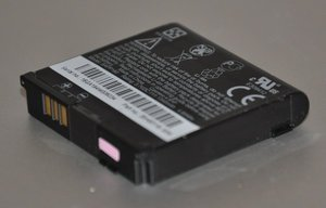 HTC BA-S350 rechargeable battery -- © bepixelung.org