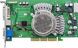 Leadtek WinFast A310U-TD128 MyViVO, GeForceFX 5600 Ultra, 128MB DDR, DVI, VIVO, AGP