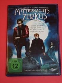 Mitternachtszirkus - Willkommen in der Welt der Vampire (DVD)