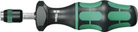"""Wera Kraftform series 7400 7441 Torque-Screwdrivers 1/4"""" (05074701001)"""