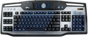 Logitech G11 Gaming Keyboard, PS/2 & USB, DE (967929-0102)