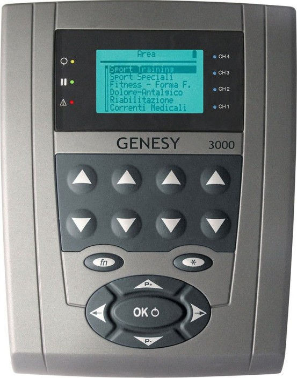 Globus Genesy 3000 Elektrostimulationsgerät -- via Amazon Partnerprogramm