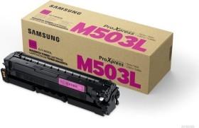 Samsung Trommel mit Toner CLT-M503L magenta hohe Kapazität (SU281A)