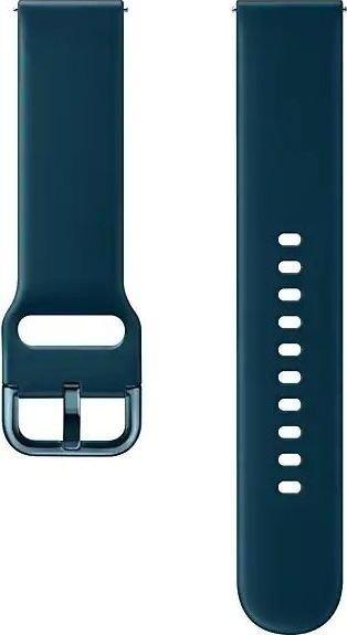 Samsung Sport Band 20mm für die Galaxy Watch Active grün (ET-SFR50MGEGWW)