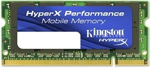 Kingston HyperX SO-DIMM 2GB, DDR2-533, CL3-3-3-8 (KHX4200S2LL/2G)