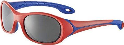 Cébé Kinder Sonnenbrille Flipper, Dark Pink/Grey, CBFLIP27