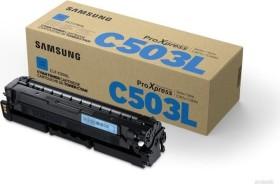 Samsung Trommel mit Toner CLT-C503L cyan hohe Kapazität (SU014A)