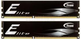 TeamGroup Elite schwarz DIMM Kit 8GB, DDR3-1600, CL11-11-11-28 (TED38GM1600HC11DC01/TED38192M1600HC11DC)