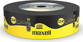 Maxell CD-R 80min/700MB, 25er-Pack