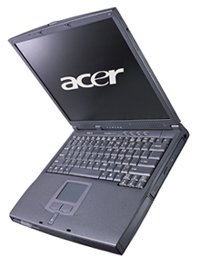 Acer TravelMate 529TXV, 20GB HDD, WinME