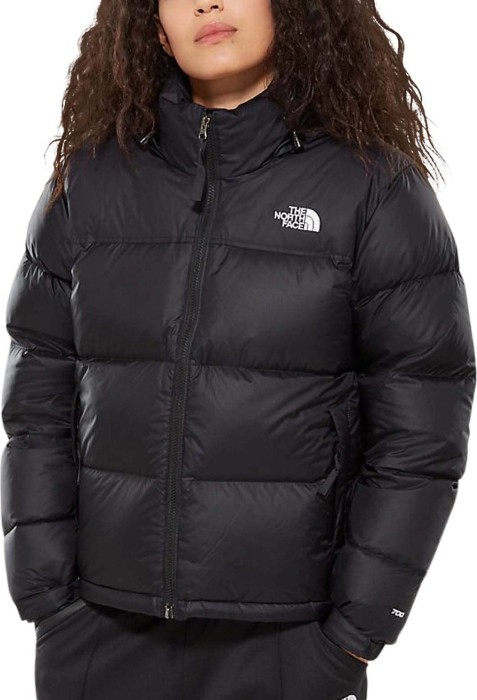 Face North 1996 Nuptse Jacke Retro The Tnf Blackdamen u1c3TlFKJ5