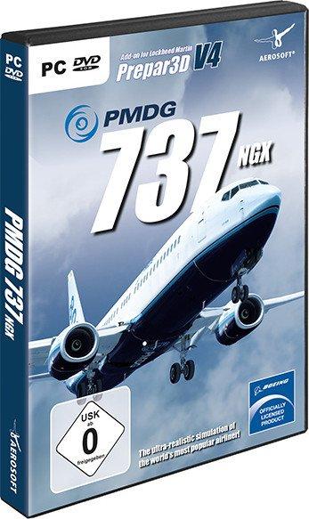 Flight Simulator X: PMDG 737 NGX für P3D V4 (Add-on) (PC)