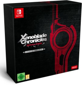 Xenoblade Chronicles - Definitive Edition - Collector's Set (Switch)