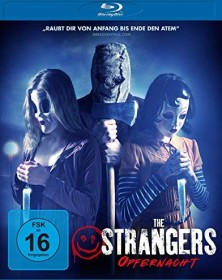 The Strangers (Blu-ray) (UK)