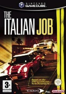 The Italian Job (niemiecki) (GC)