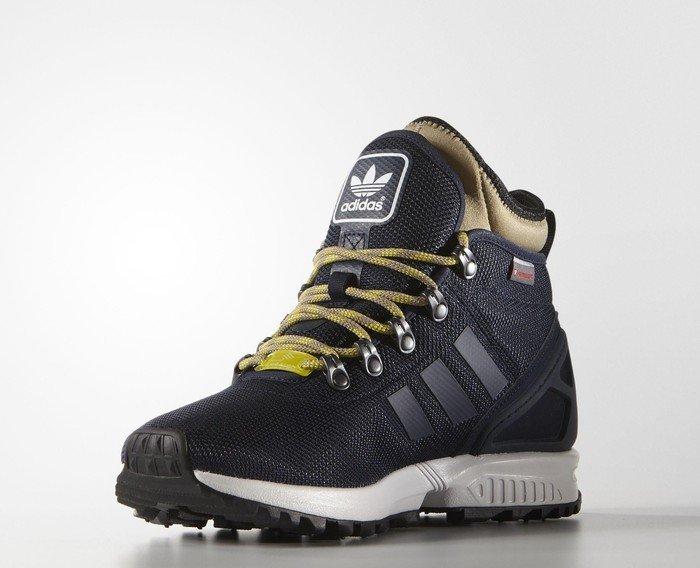 9916c376b adidas ZX Flux winter collegiate navy white (men) (S82932) starting from £  0.00 (2019)