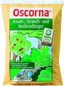 Oscorna Baum-, Strauch und Heckendünger, 5.00kg