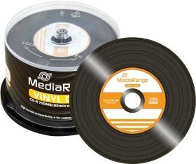 MediaRange CD-R 80min/700MB 52x vinyl, 50-pack Spindle (MR225)