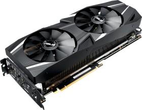 ASUS Dual GeForce RTX 2080 Ti OC, DUAL-RTX2080TI-O11G, 11GB GDDR6, HDMI, 3x DP, USB-C (90YV0C41-M0NA00/90YV0C41-M0NM00)