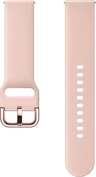 Samsung Sport Band 20mm für die Galaxy Watch Active pink (ET-SFR50MPEGWW)